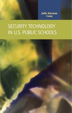 Security Technology in U.S. Public Schools
