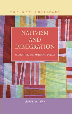 Nativism and Immigration: Regulating the American Dream