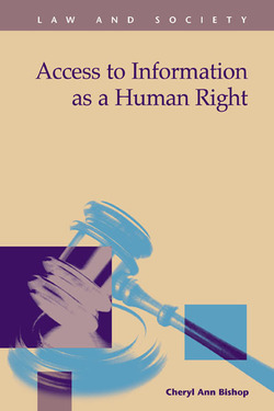 Access to Information as a Human Right